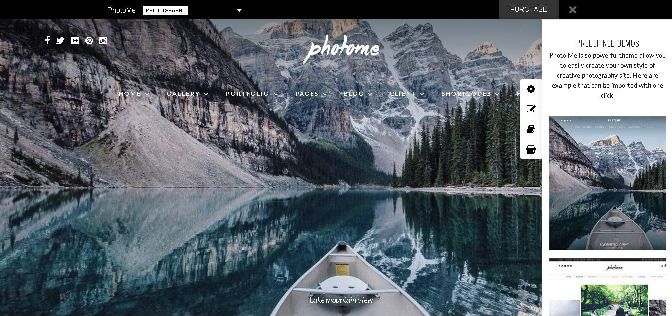 The best WordPress Theme